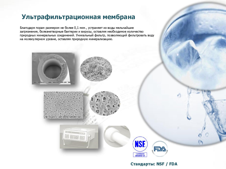 Prezentatsiya filtrov AQUA STAR 003 - Технологии очистки