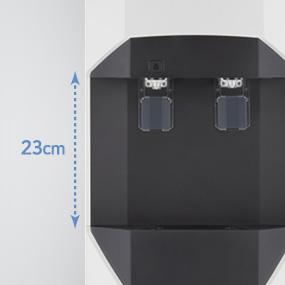 Zona podachi vody - Пурифайер AQUA STAR WFP-2200